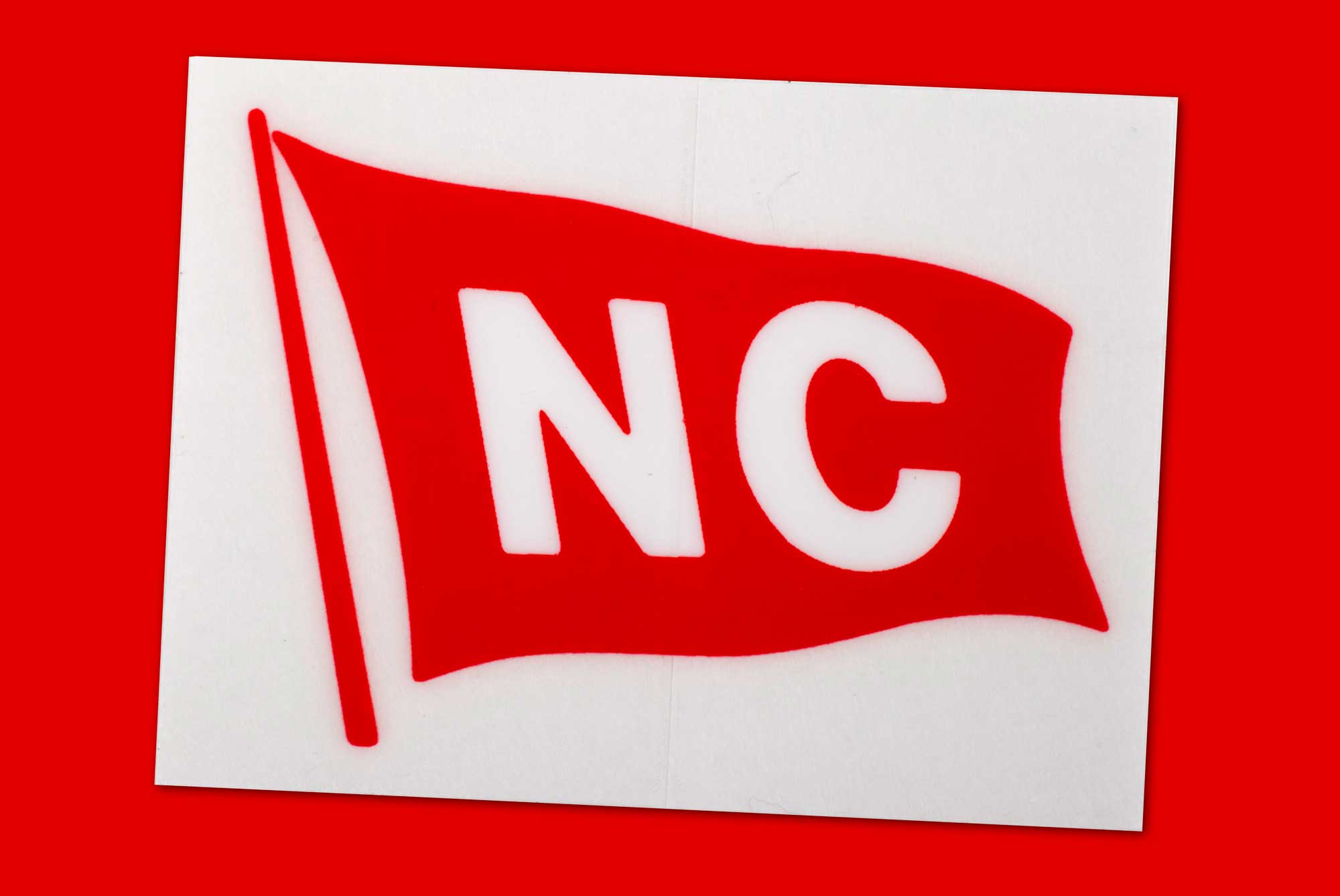 Decal-NC-Machinery-rectangle-red-white